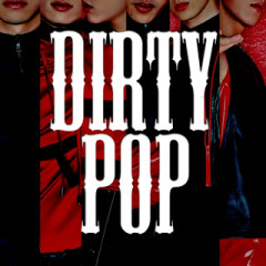 Dirty Pop (Japanese) - CROSS GENE