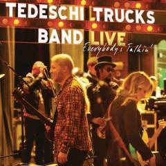 Everybody's Talkin' (CD1) - Tedeschi Trucks Band