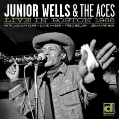 Live In Boston 1966 (CD1) - Junior Wells,The Aces