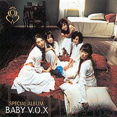 Special Album CD1 - Baby V.O.X