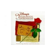 Disney's Instrumental Impressions - 14 Classic Disney Love Songs - Jack Jezzro