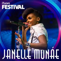 Janelle Monáe - iTunes Festival - London 2013 - EP - Janelle Monáe