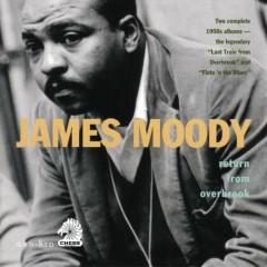 Return from Overbrook (CD1) - James Moody