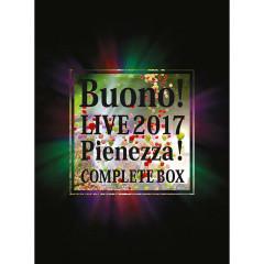 Buono! Live 2017 ~Pienezza!~ COMPLETE BOX CD3 - Buono!