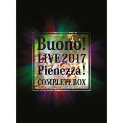 Buono! Live 2017 ~Pienezza!~ COMPLETE BOX CD4 - Buono!