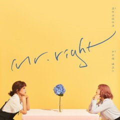 Mr.Right (Single) - Dodo Alice