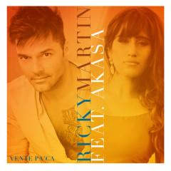Vente Pa' Ca (Single) - Ricky Martin, Akasa