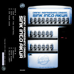 Drink! Refreshing Dream, Sink Into AKUA (Mini Album) - AKUA