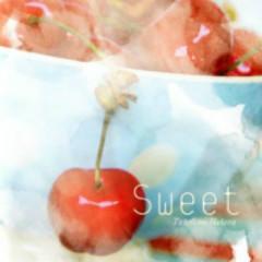 Aoi Hana Original Soundtrack - Sweet (CD2)