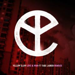 Love & War (Remixes) (EP)