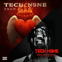 E.B.A.H. And Boiling Point (CD1) - Tech N9ne