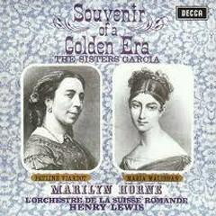 Souvenirs Of A Golden Era CD 1 - Marilyn Horne