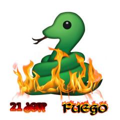 Snake (Single) - 21 Jeff, Fuego