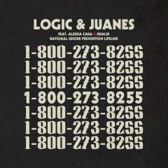 1-800-273-8255 (Single) - Logic, Juanes