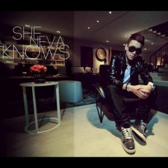 She Neva Knows - Single - JustaTee