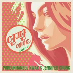 Sweet Dating Part.4 (Single) - Jennifer Chung, Kwak Pureunhaneul
