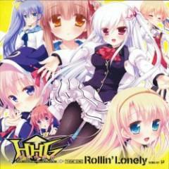HHG Megami no Shuuen Theme Song - Rollin' Lonely