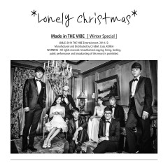 Made In The VIBE (Lonely Christmas) - The Vibe Family