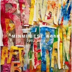 MINMI BEST Ame Nochi Niji 2002-2012 (CD1)