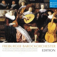 Purcell - Instrumental Music (CD1) - Freiburger Barockorchester