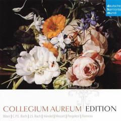 Bach - Weltliche Kantaten (CD3) - Collegium Aureum