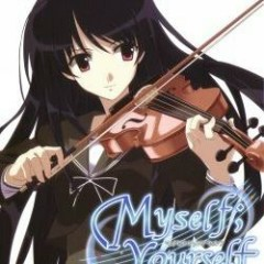 Myself;Yourself Audio Tracks -for GAME- CD1