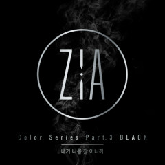 Color Series Part.3 'Black' (Single)