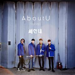 AboutU 1st (EP) - AboutU