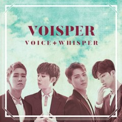 Voice + Whisper (Mini Album) - Voisper