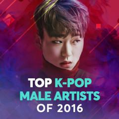 Top K-Pop Male Artists  Of 2016