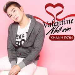 Valentine Nhớ Em
