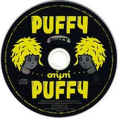 PUFFY AMIYUMI×PUFFY Cd2 - Puffy