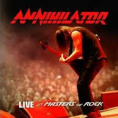 Live At Monsters Of Rock - Annihilator