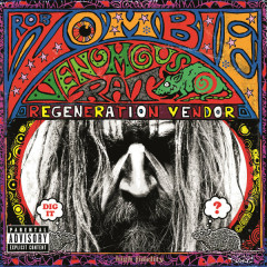 Venomous Rat Regeneration Vendor - Rob Zombie