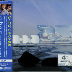 The Very Best Of A-Ha (Japan Edition) (CD2) - A-Ha