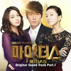 Midas OST Part.1 - Kang Seung Yoon