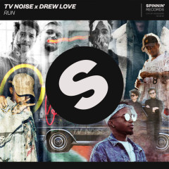 Run (Single) - TV Noise, Drew Love (THEY.)