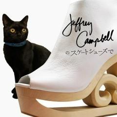 Jeffrey Campbell no Skate Shoes de