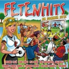Fetenhits EM Sommer 2012 (CD3)