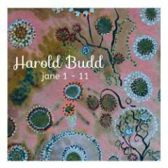 Jane 1-11 - Harold Budd