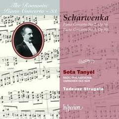 The Romantic Piano Concerto, Vol. 33 – Scharwenka 2 & 3 - Seta Tanyel,Radio Philharmonie Hannover Des NDR,Tadeusz Strugala