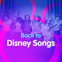 Back To Disney Songs - Various Artists