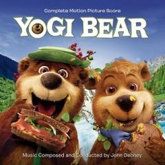 Yogi Bear (Complete) (Score) (P.3)  - John Debney
