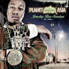 Jewelry Box Sessions The Album - Planet Asia