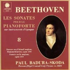 Beethoven - Les Sonates Pour Le Pianoforte Sur Instruments D'epoque CD 8