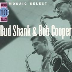 Bud Shank Mosaic Select (CD3) - Bud Shank