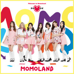 Welcome To Momoland (Mini Album) - MOMOLAND