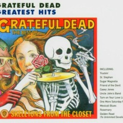 The Best Of Skeletons From The Closet - The Grateful Dead