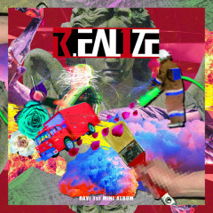 RAVI 1st MINI ALBUM 'R.EAL1ZE - Ravi