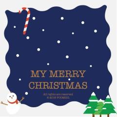 My Merry Christmas (Single)